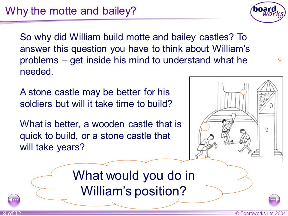 Why Were Motte And Bailey Castles Important Ppt Video Online Download