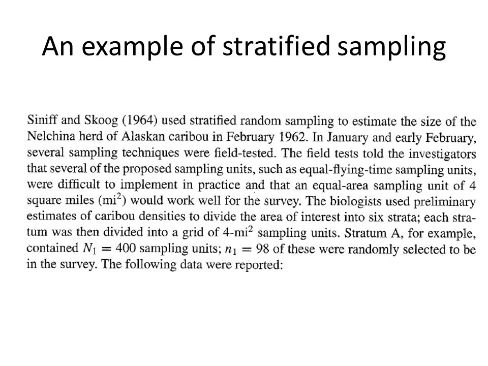 what is stratified sampling in research Sampling in research sampling in research mugo fridah w introduction this tutorial is a discussion on sampling in research it is mainly designed to eqiup beginners with.