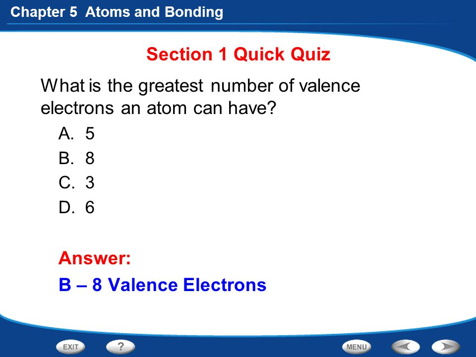 Worksheet electrons in atoms answer key