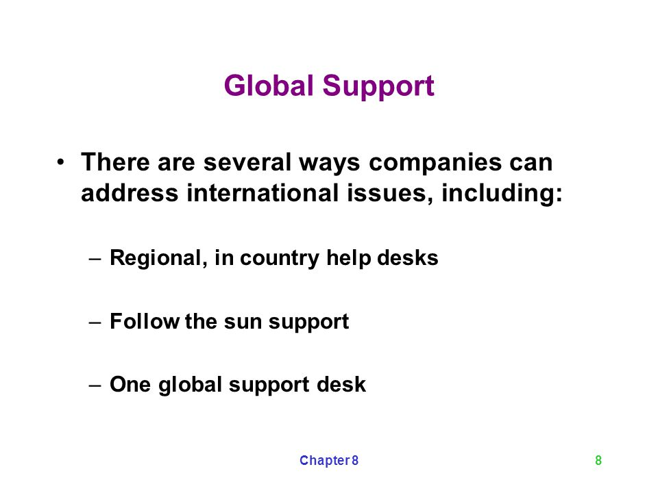 Customer Support as a Profession - ppt video online download