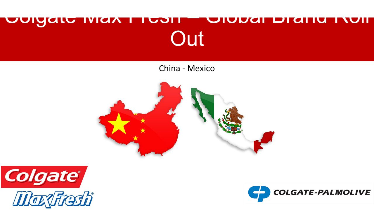 colgate max fresh roll out brand Read this business case study and over 88,000 other research documents colgate max fresh: global brand roll-out date: 6/10/2015 subject: colgate max fresh: global brand roll-out (case 1.