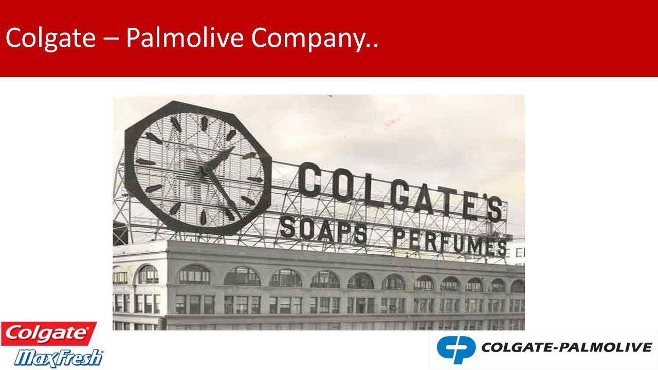 branding strategy of colgate With the right positioning strategy, branding creates an indelible colgate toothpaste uses a benefit strategy with an examples of brand-positioning strategy.