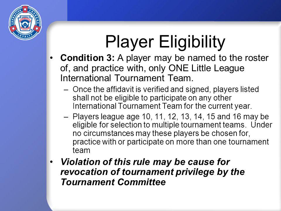 Tournament Organization - ppt download