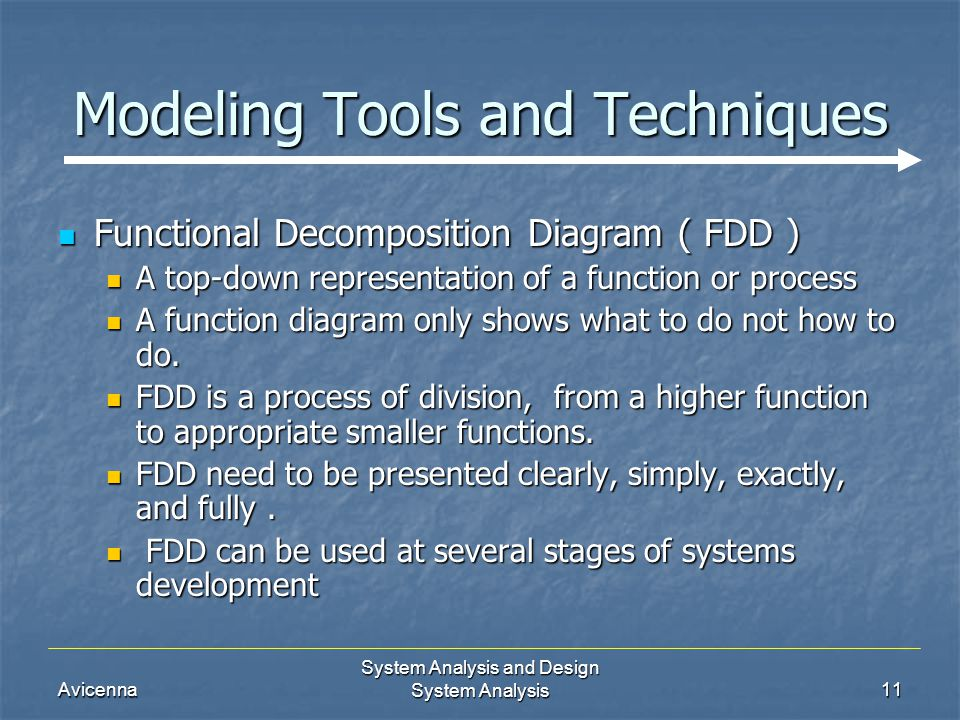 System Analysis And Design Ppt Video Online Download