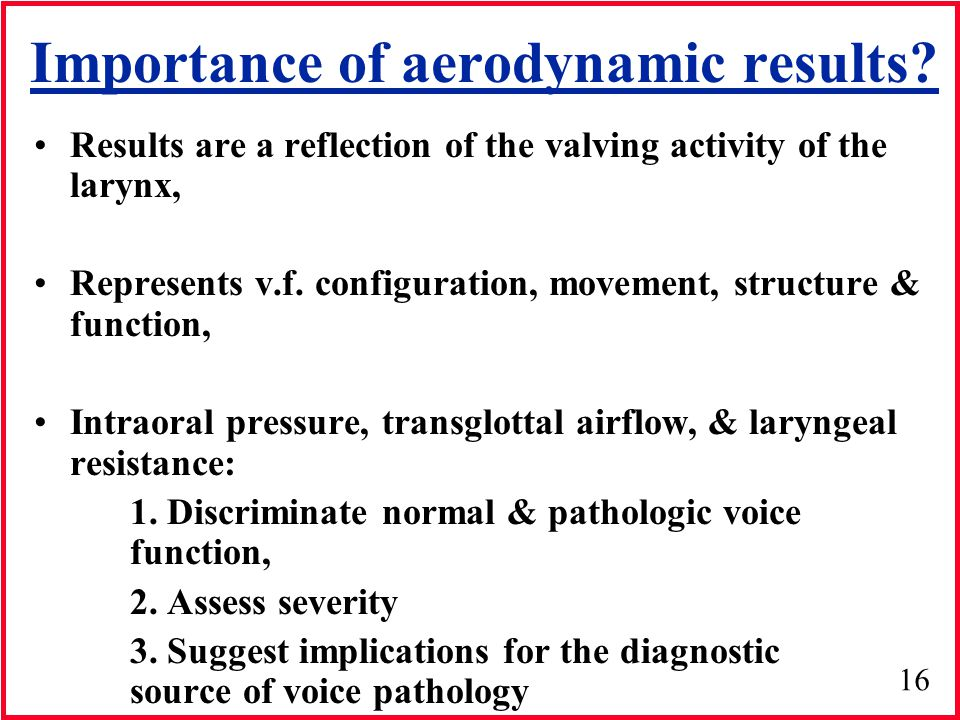 the role and importance of aerodynamics This science explains how things fly.