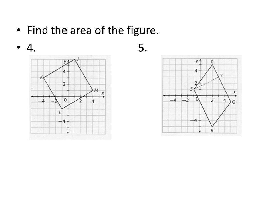 how to find the perimeter and area of a figure