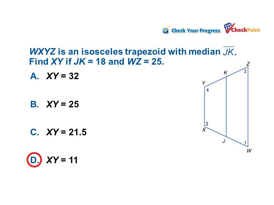 Example Use Properties Isosceles Trapezoids Arch – Wonderful