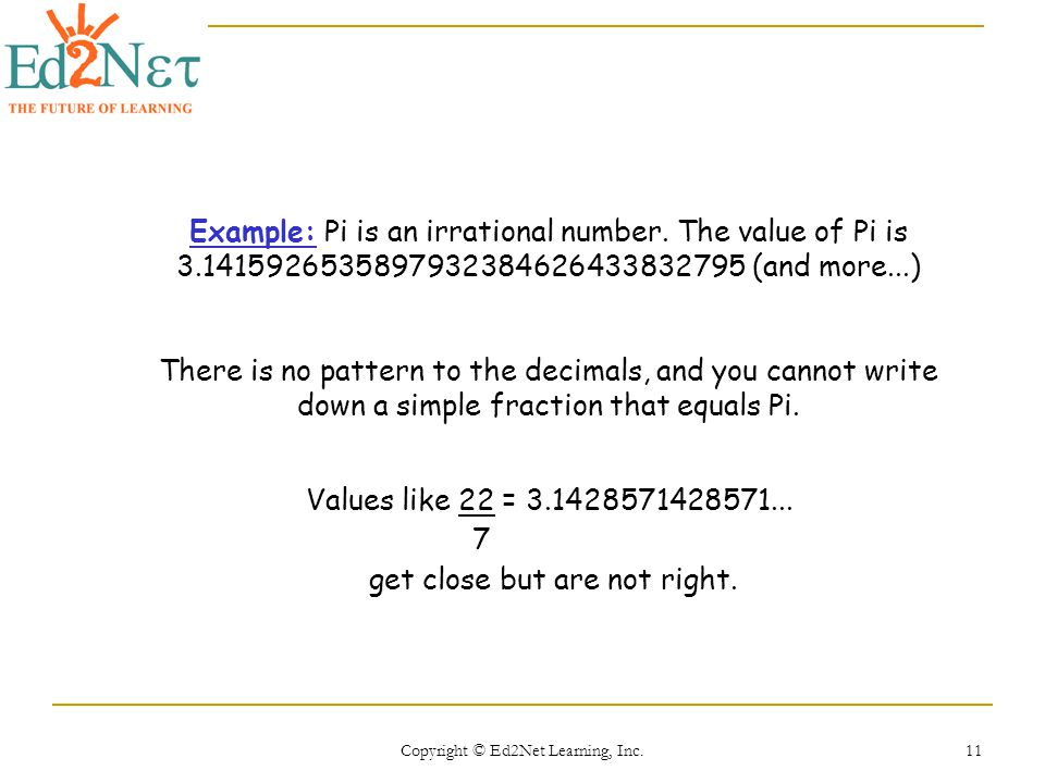 irrational numbers meaning