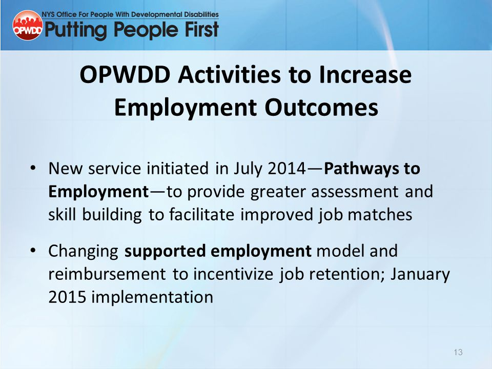 opwdd front doorOPWDDs Transformation Update  ppt video online download