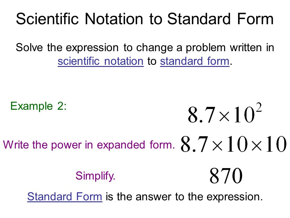Scientific Notation To Expanded Form Dolapgnetband