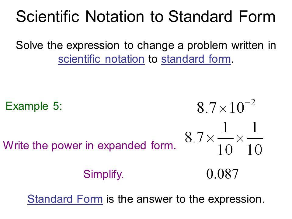 How to simplify each quotient and write the answer in scientific notation?