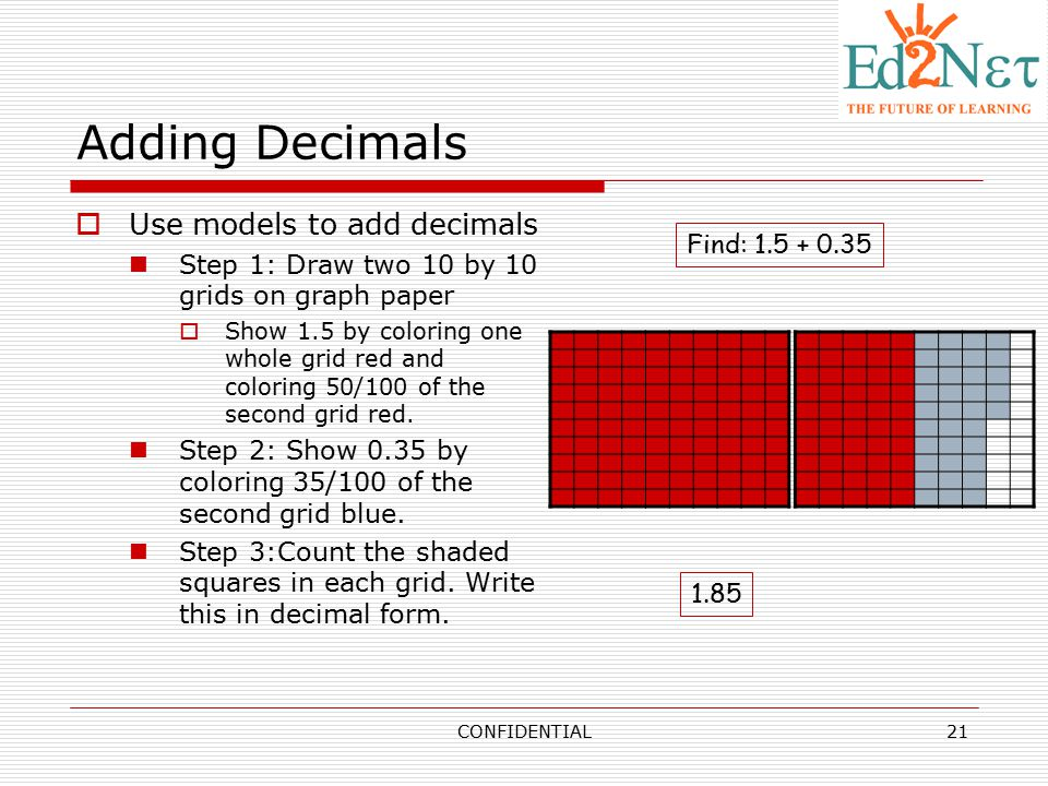 how to write 50 cents in decimals