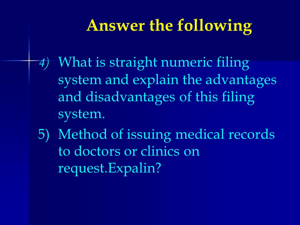 Medical Records Management In Eye Care Services Ppt