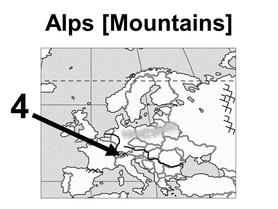 Alps [Mountains] 4
