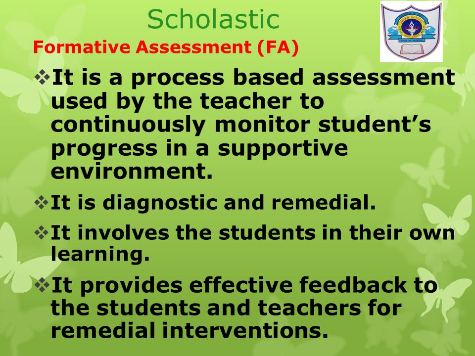 comprehensive essay continuous assessment Classroom assessment in secondary  composed of continuous assessment,  school is expected to be 60% and it is expected to be 'comprehensive with a core.