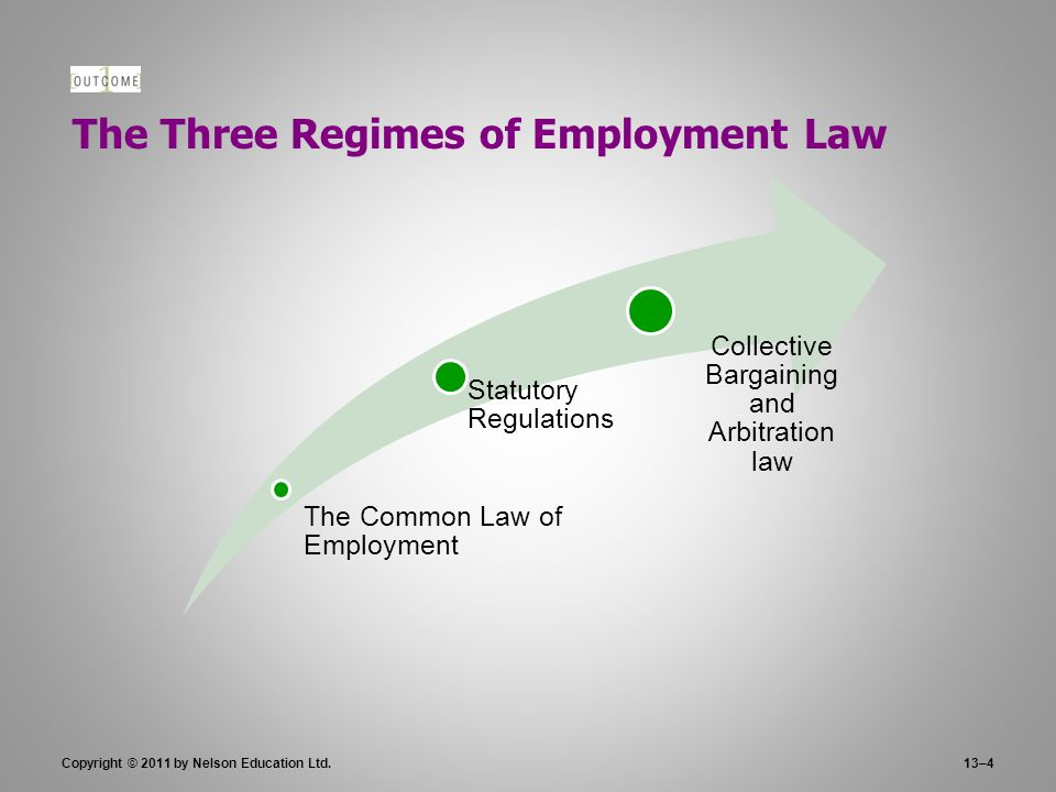 statutory protection of employment law Many states also have laws that protect workers who raise important public policy   arizona revised statute § 23-425 prohibits an employer from  california  labor code 6310 prohibits retaliation against employees for.