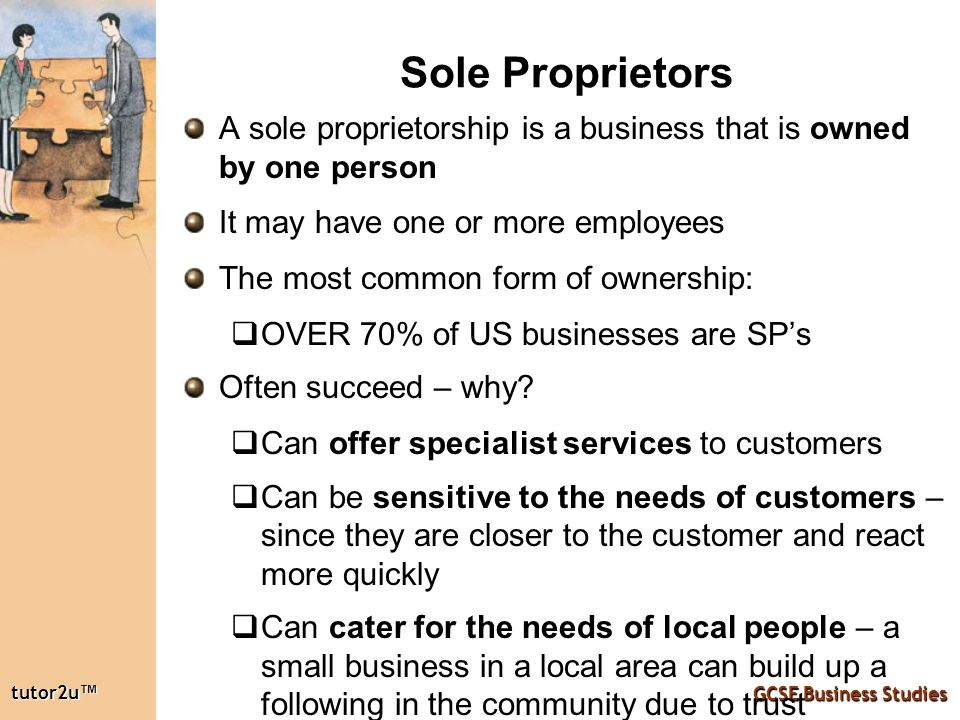 Types of Business Organization - ppt video online download