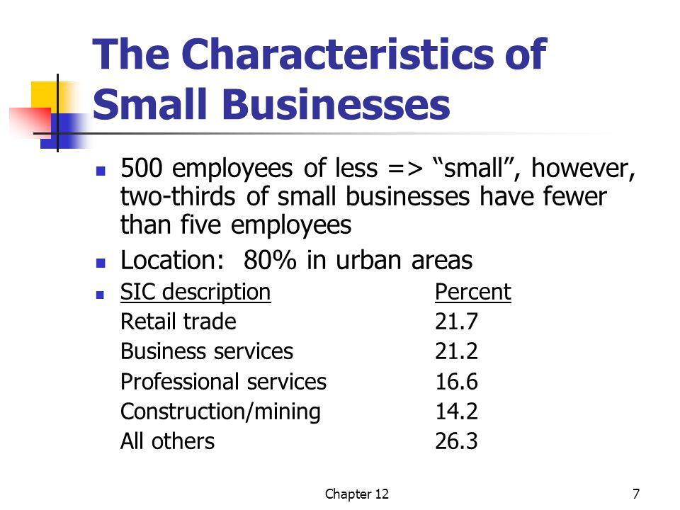 Consumer and small business lending ppt video online for 6 characteristics of bureaucracy