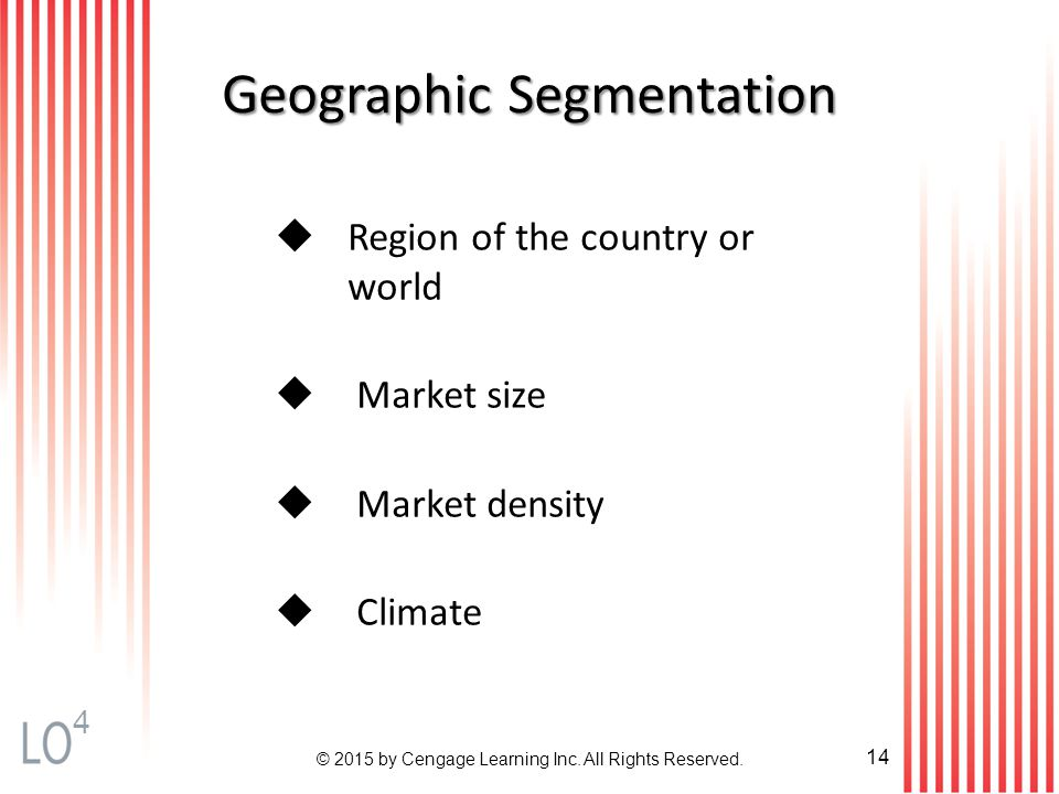 Segmenting And Targeting Markets Ppt Download