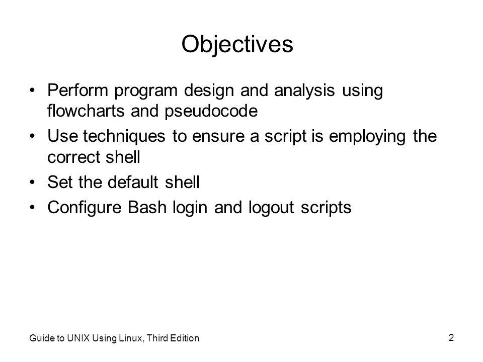 advanced shell scripting guide pdf