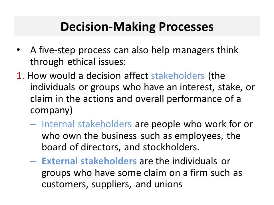 decision making processes Heuristics are general decision making strategies people use that are based on little information, yet very often correct heuristics are mental short cuts that reduce the cognitive burden associated with decision making (shah & oppenheimer, 2008) shah and oppenheimer argued that heuristics reduce.