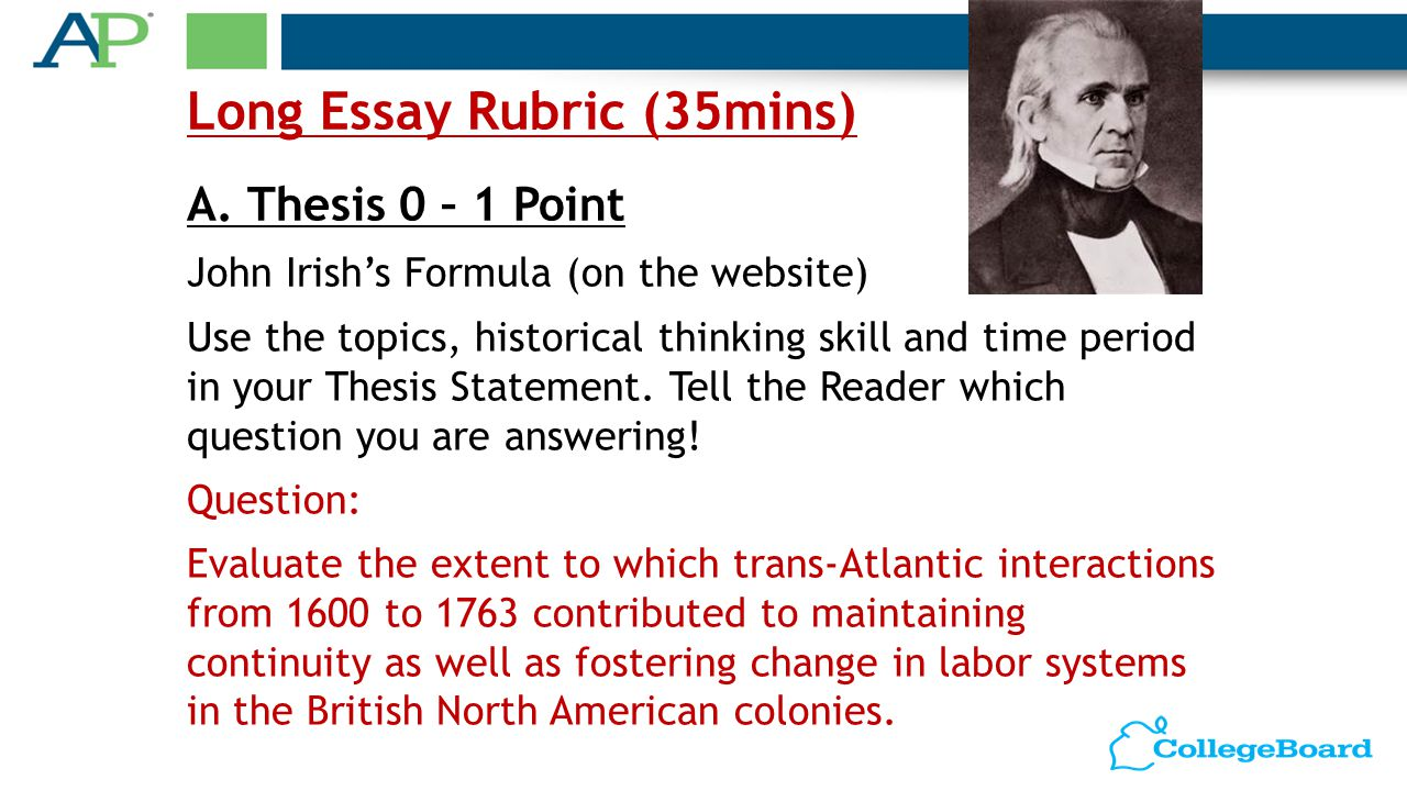 us history essay topics Text automatically extracted from attachment below please download attachment to view properly formatted document---extracted text from past/ap_us_essay_topicsdoc--.