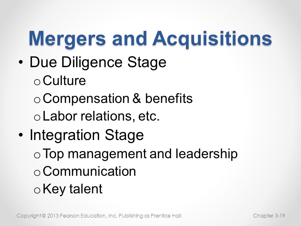 hr practices mergers and acquisitions Hrcom is the largest online community for human resources professionals featuring articles, news, webcasts, events, white papers, discussion forums, templates, forms, best practices , and more mergers & acquisitions.