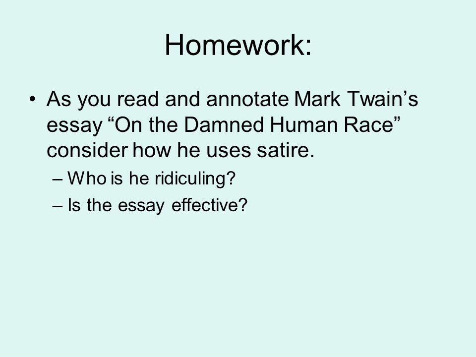 satirical essay ideas