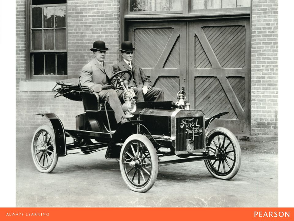 A history of henry ford and his car producing company Research paper ...