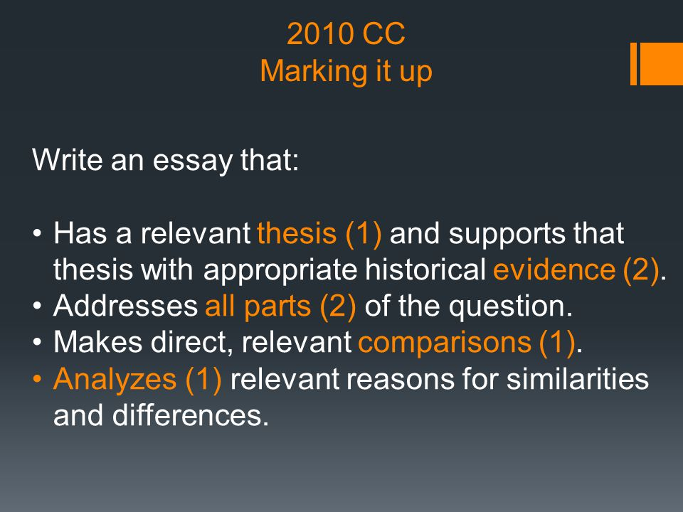 thesis statement compare and contrast essays The good news is that we're ready to help you figure out what makes a good thesis for a compare and contrast essay  a compare and contrast thesis statement.