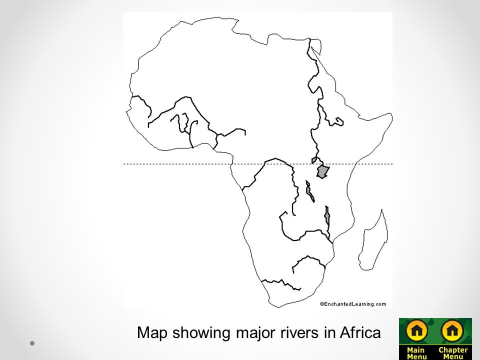 Geography of Africa  ppt video online download