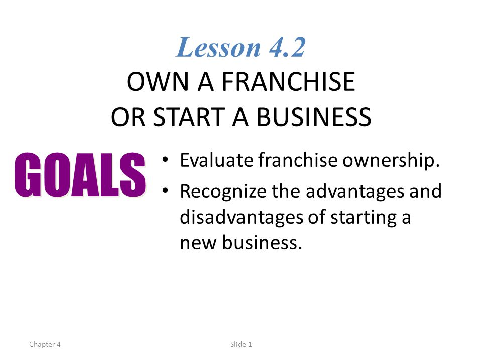 franchise starting From the start, the franchise maker explained the process of becoming a franchise, the ins and [ read more ] if you are looking to franchise your business i am confident in saying that at the end of the process working with the franchise maker, you will be fulfilled knowing that you had an actual voice in the design of your entire.