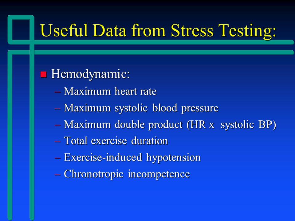 Data Acquisition For Testing Strain : Exercise testing theodore d fraker jr md ppt video