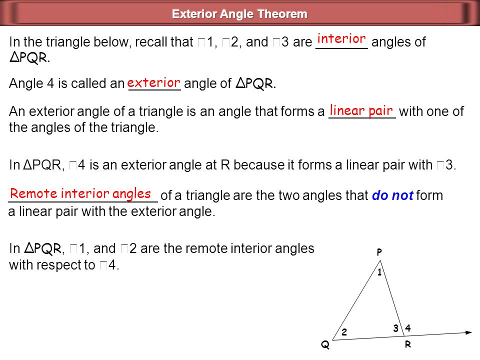 PARALLEL LINES CUT BY A TRANSVERSAL ppt download