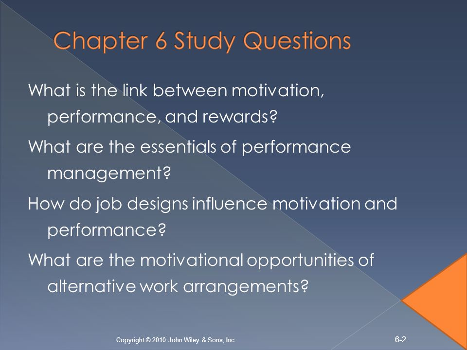 link between motivational theory and reward Herzberg's two-factor theory of motivation at the workplace is used in this article to explain the distinction between these two areas of motivation it distinguishes satisfiers, which are the main causes for job satisfaction (or motivation to perform), from dissatisfiers, which are the main causes for job dissatisfaction (or demotivation to.