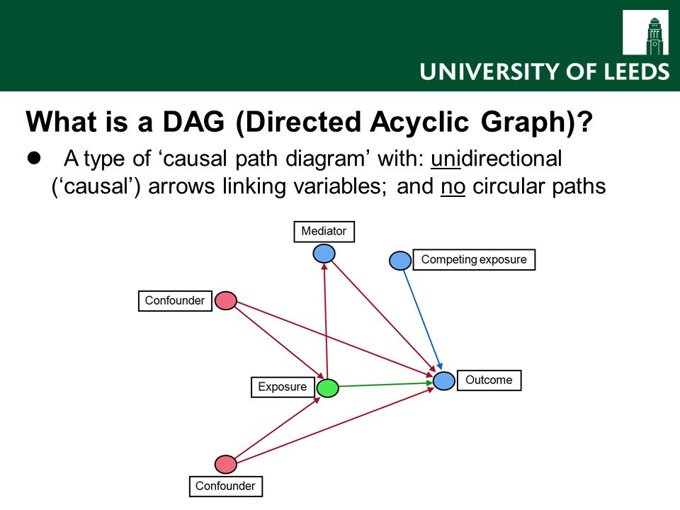 george th ellison phd dsc division of epidemiology and ... causal diagram dag #6