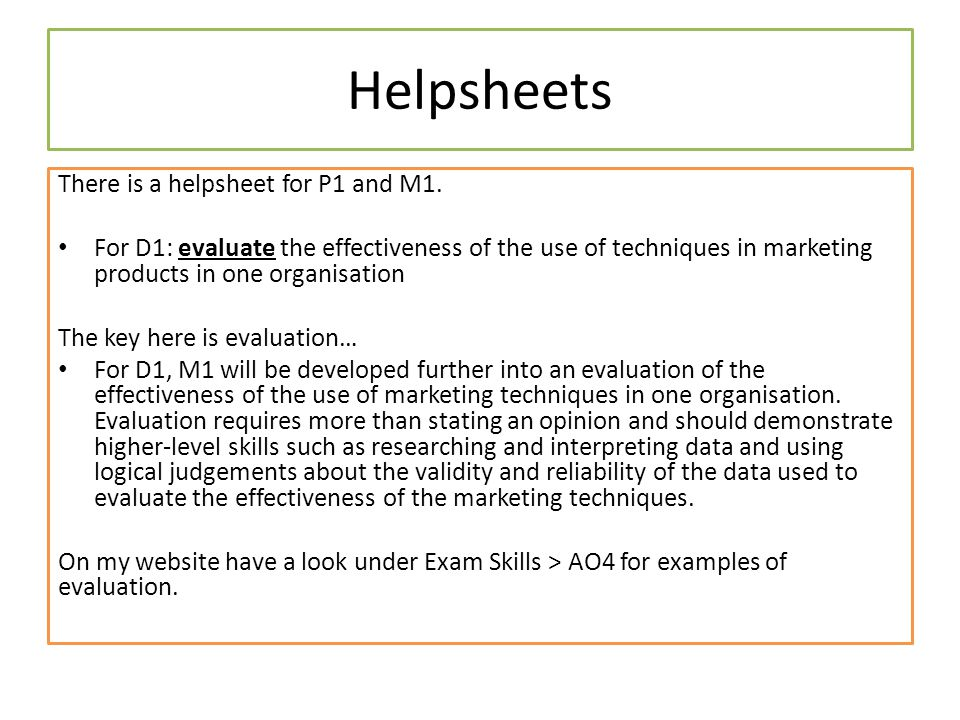 Effectiveness of the Use of Techniques in Marketing Products in One Organisation Essay Sample