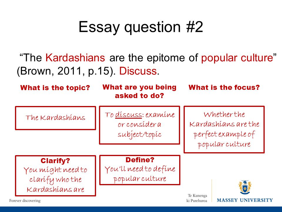 key features of essay writing ppt video online  essay question 2 the kardashians are the epitome of popular culture brown 2011