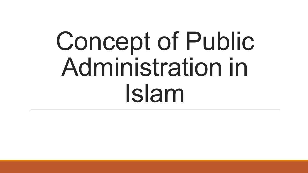 """concept of public administration The principles of public administration outline six key reform areas for  developing  commission to progressively define the concept of """"good  administration."""
