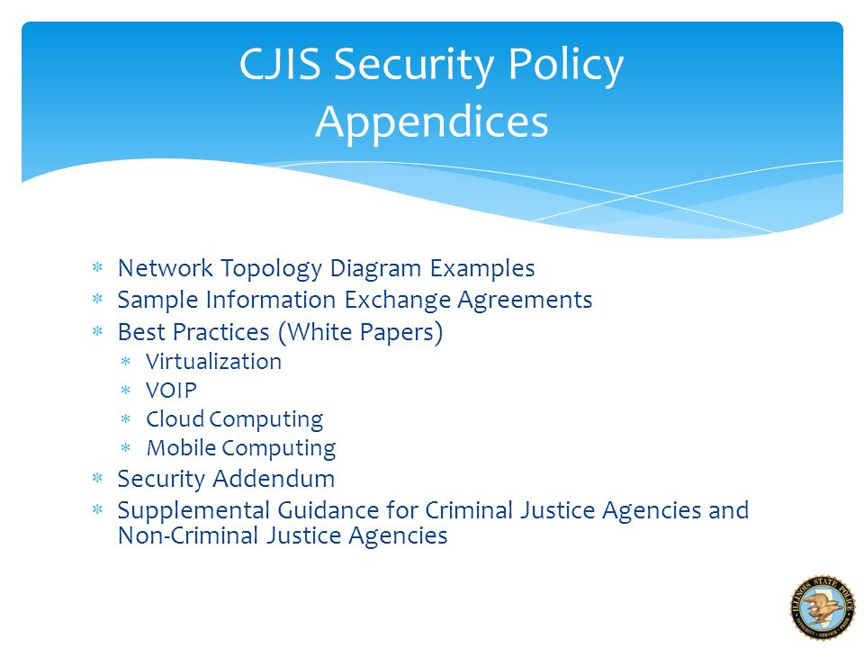Cjis Security Policy. - Ppt Video Online Download