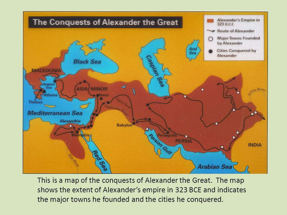 the conquests of alexander the great Get this from a library the conquests of alexander the great [alison behnke] -- presents a profile of the young military leader and king of ancient macedonia, who.