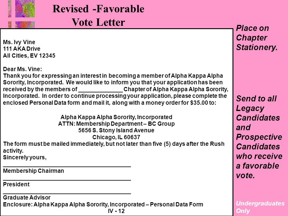 Letter of recommendation for aka sorority kubreforic letter expocarfo Choice Image