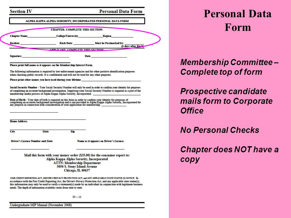 Review MIP Forms. - ppt video online download