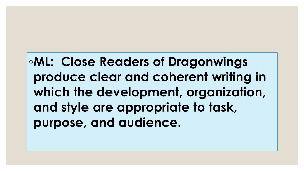 Dragonwings essay