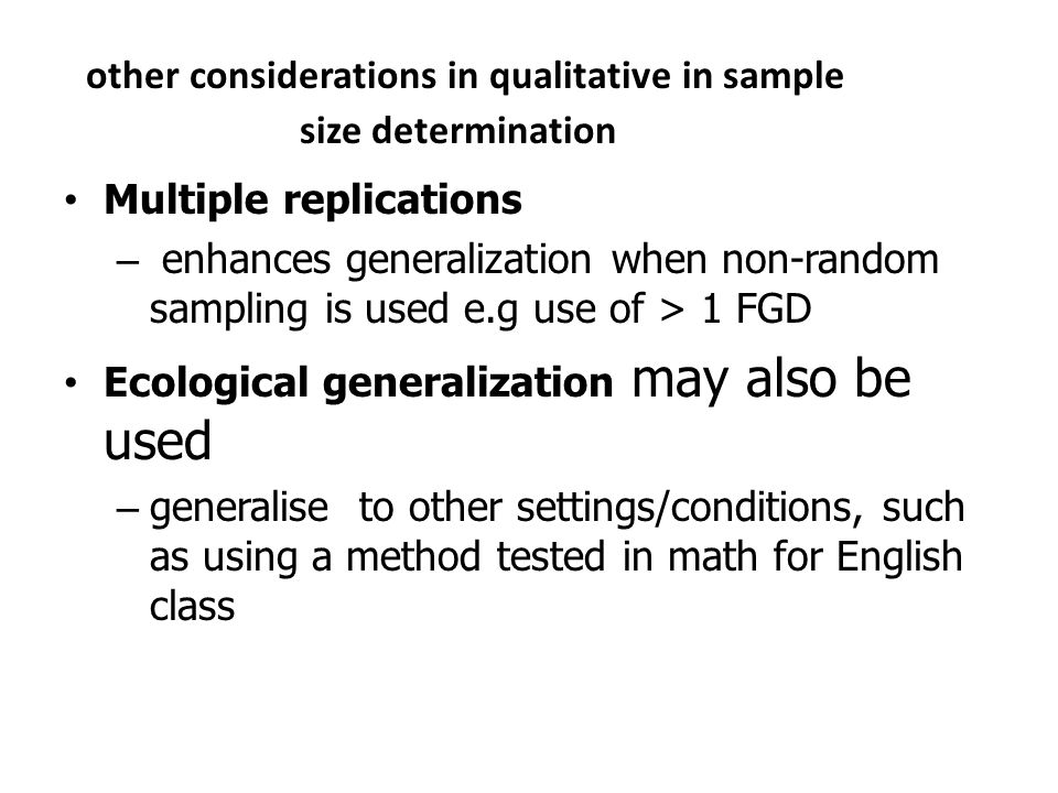 Qualitative Sampling   Assumptions by Amber Atwater   Charlott