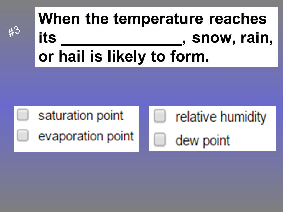Ch. 16: Weather (#1-2). - ppt download