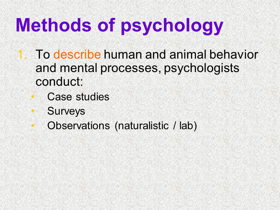 case study psychology and behavioral traits Psychology is the scientific study of the mind and behavior case studies, correlational studies, surveys changing human behavior is a huge focus of psychology in review so as you have learned, the four primary goals of psychology are to describe.