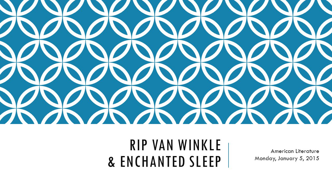 rip van winkle themes sparknotes