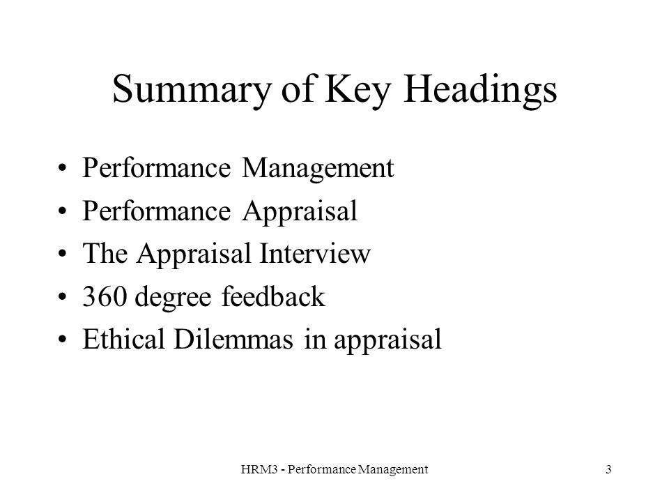 keys to carrying out an effective appraisal interview To be effective, focus group questions should be to facilitate a staff focus group about a new performance appraisal carry out the focus group as per.
