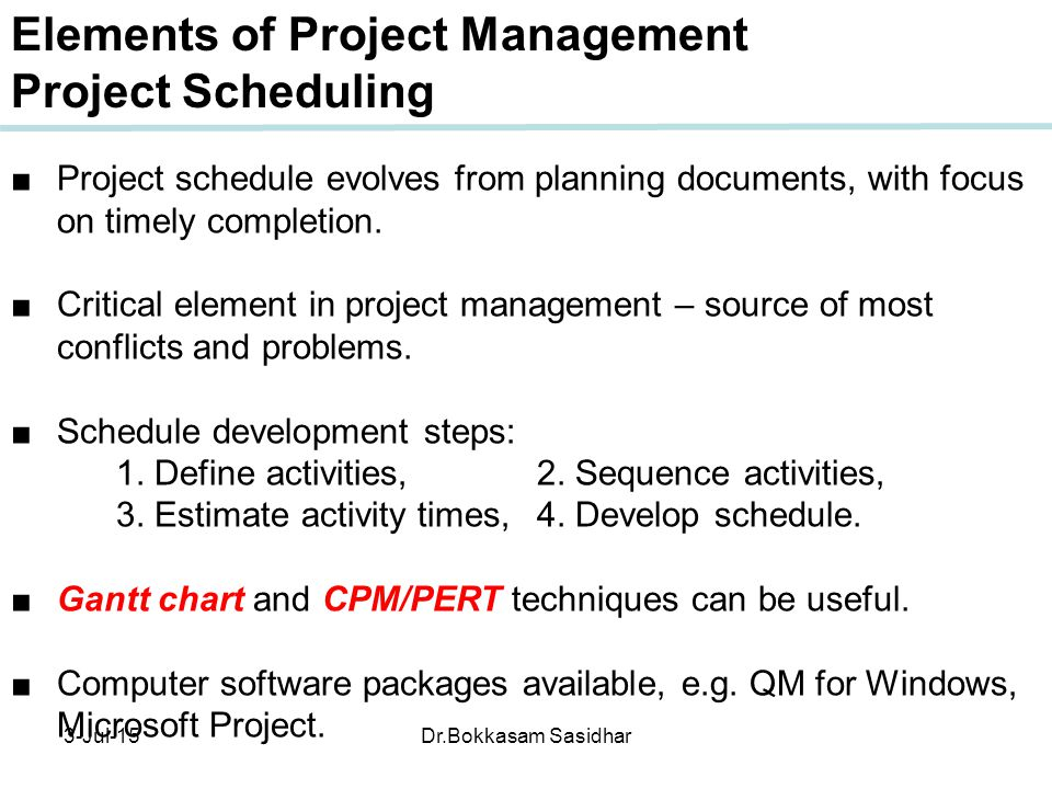 What is Project Management? - ppt download
